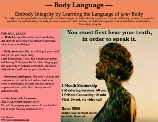 Body Language Image
